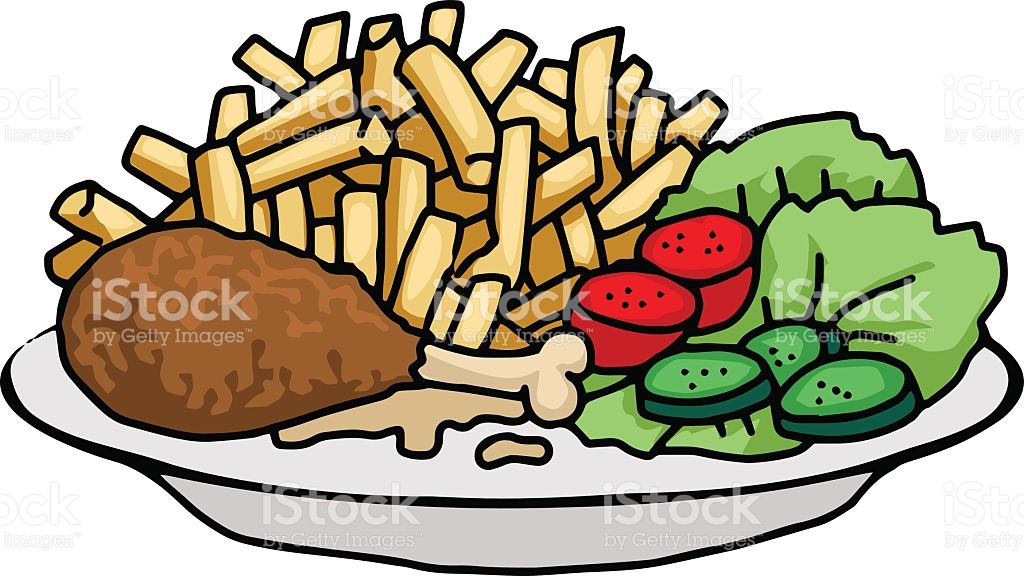 1024x576 Meal Clipart Main Course