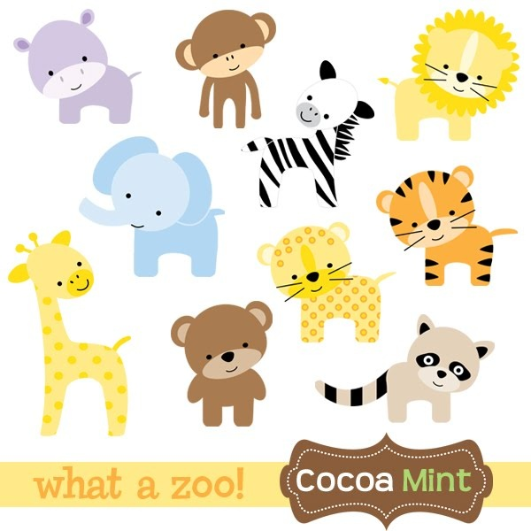 Printable animal clipart at getdrawings free for personal use 600x600 28 best safari animal stickers images on baby rooms maxwellsz