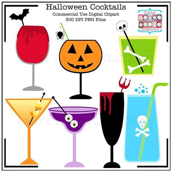 570x570 Halloween Clipart Halloween Cocktails