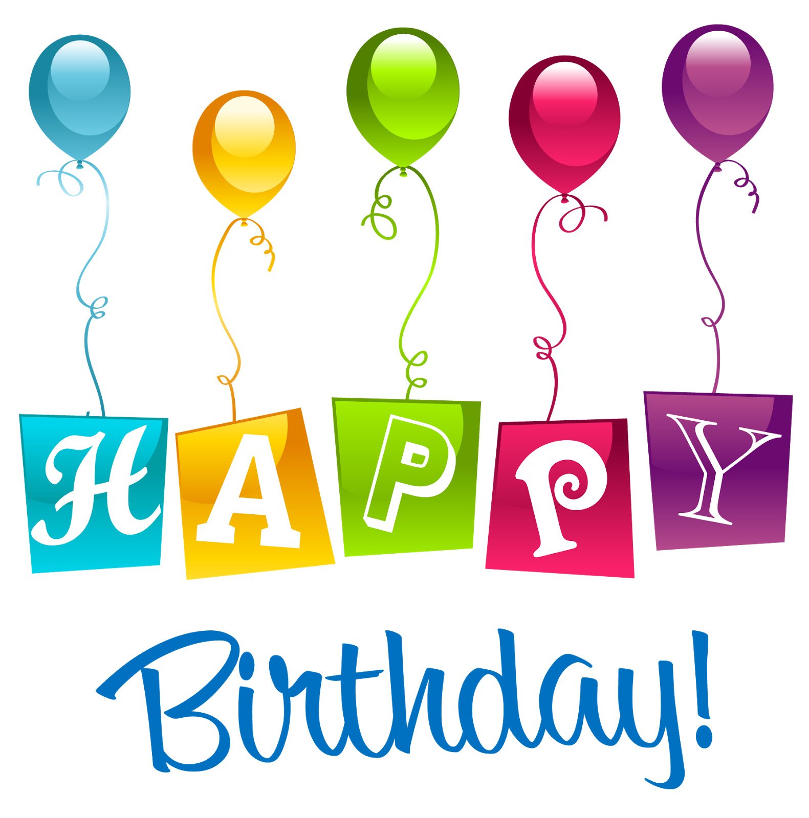 1581x1600 Happy Birthday Clip Art Black And White Images Free Download