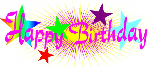 520x231 Birthday Clipart Free Printable Birthday Clip Art Best Free