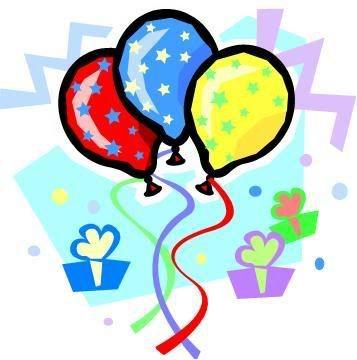 357x360 Birthday Clipart Free Printable Deluxe Free Printable Birthday