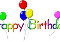 200x140 Birthday Clipart Free Printable Free Happy Birthday Clip Art