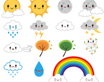 340x270 Pretty Weather Pictures Clip Art For Kids Printable Clipart Panda
