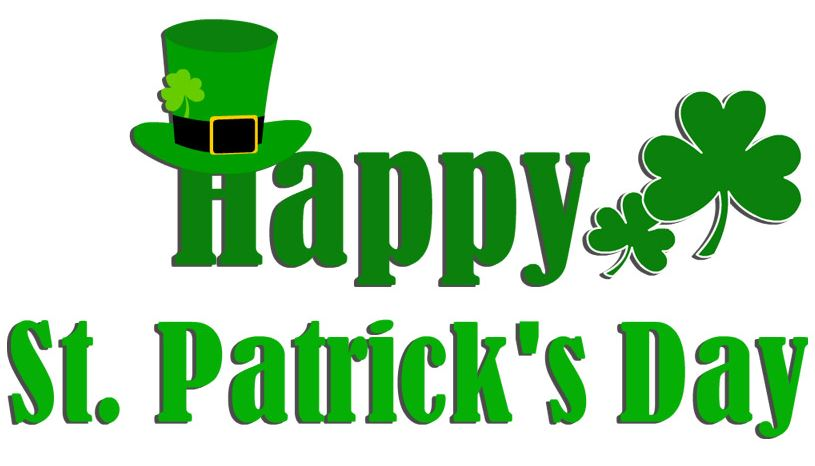 815x466 St Patrick's Day Clip Art, Crafts, Printables Coloring Pages Cards
