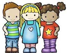236x186 Sweet Kids Clip Art {Freebie} Kinderland Collaborative