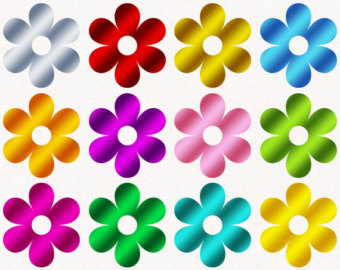 340x270 Spring Flowers Clip Art Happy Easter 2018