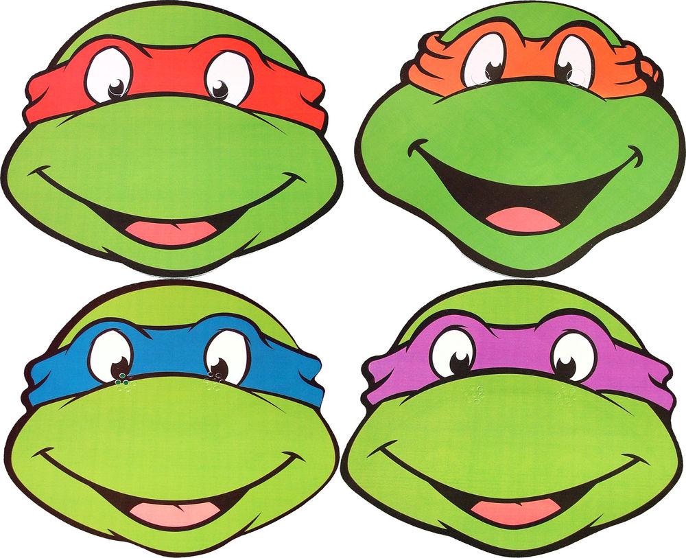1000x813 Ninja Turtles Easter Clipart