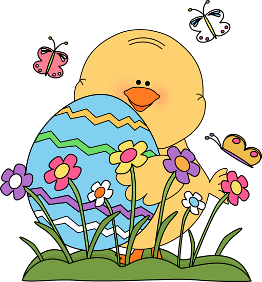 511x550 Easter Chick Clip Art
