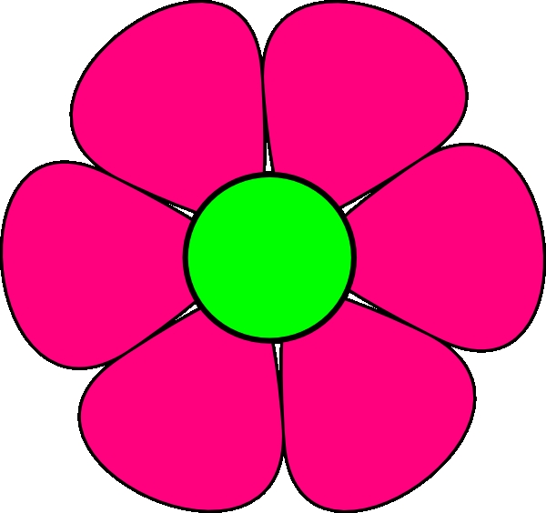 600x564 Flowers Clipart Images Free