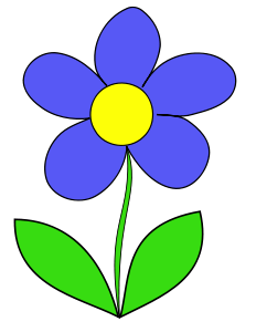 232x300 Gallery Free Flower Clip Art Images,