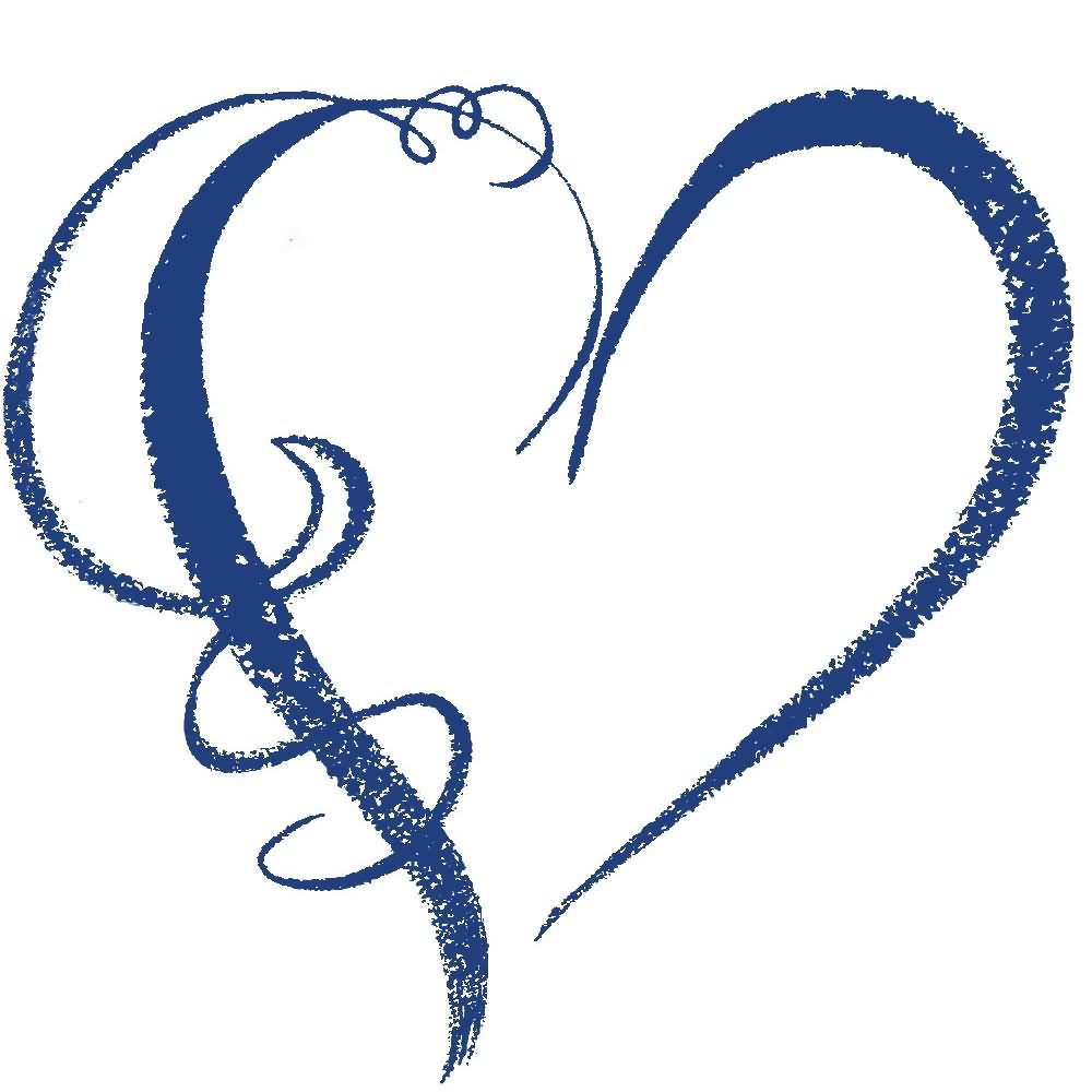 1000x1000 Free Heart Clipart Heart Clipart