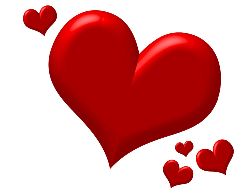 1000x773 Red Heart Images Printable Red Heart Clipart Red Heart Clipart