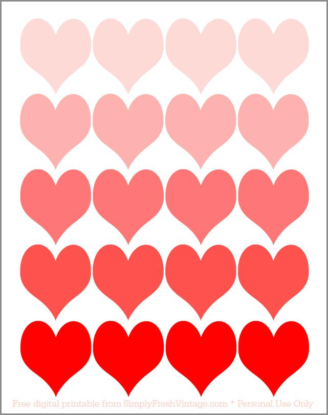 641x811 Simple Design Clip Art Printable Valentines Valentine Free Clipart