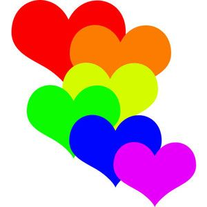 300x300 8 Best Hearts Images On Clip Art, Heart Images