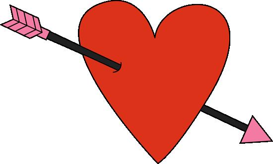 550x332 Valentine's Day Clip Art
