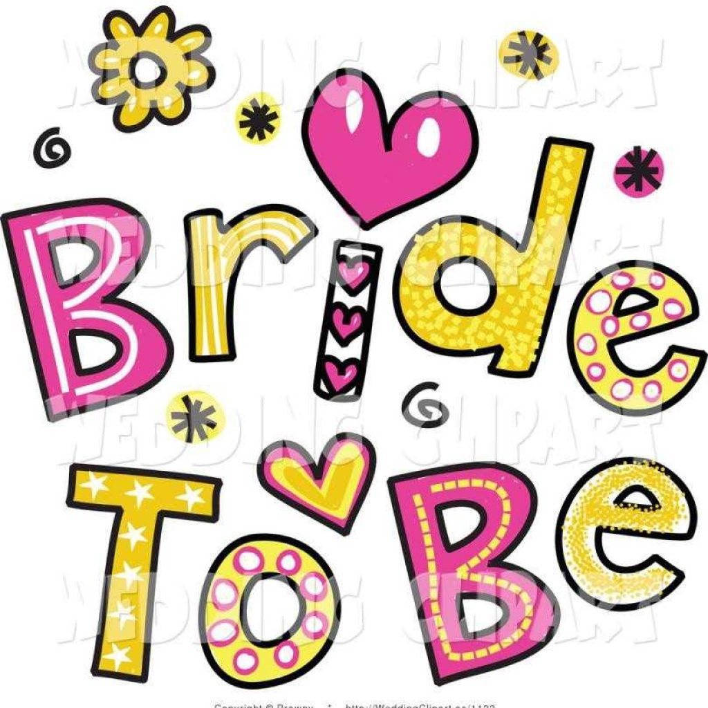 1024x1024 Free Printable Bridal Shower Clipart