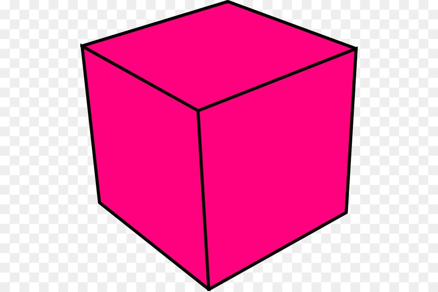 900x600 Cube Three Dimensional Space Shape Clip Art