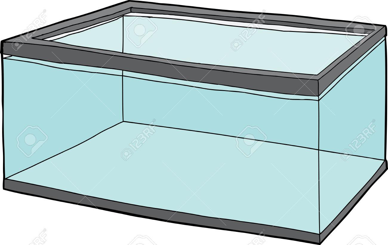 1300x821 Fish Tank Clipart Rectangular Prism
