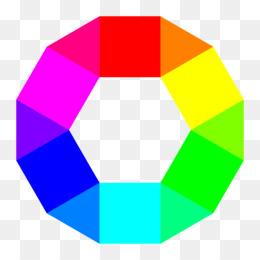 260x260 Red Octagon Hexagon Clip Art
