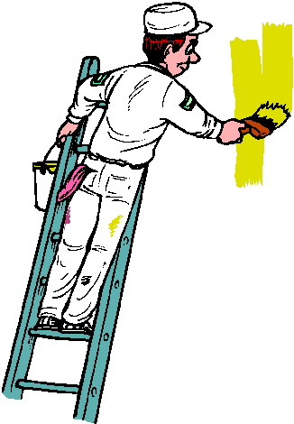 326x470 House Painter Clipart Clipart Panda Free Clipart Images, House