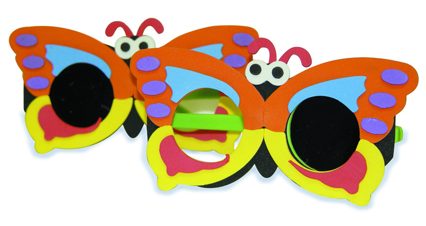 878x465 Butterfly With Glasses Clip Art At Clker Com Vector Clipart