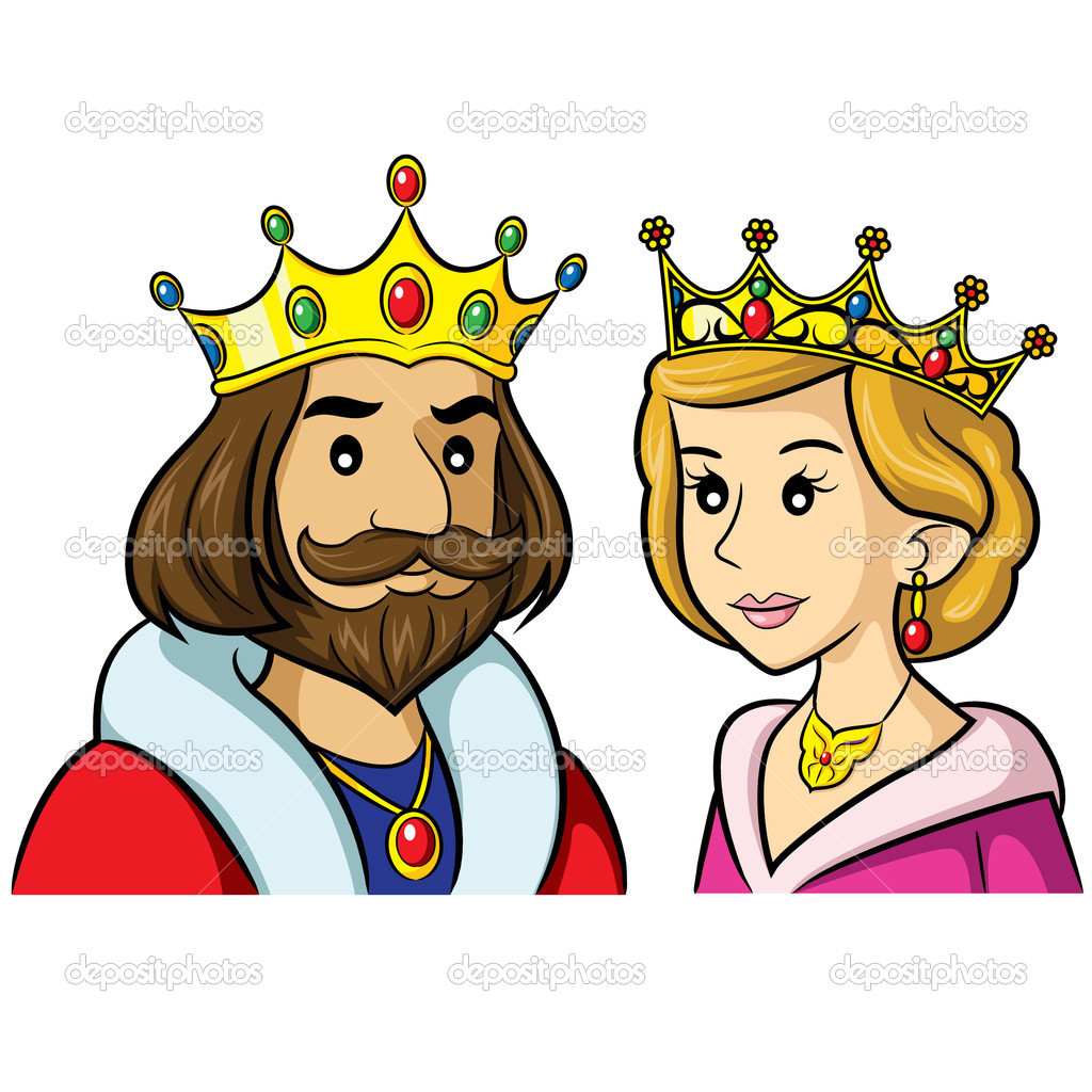 1024x1024 King And Queen Clipart Amp Look At King And Queen Clip Art Images