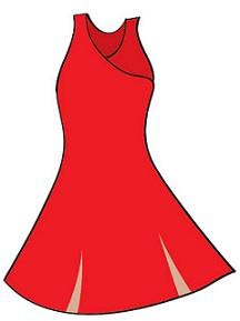 216x289 Free Dress Clipart