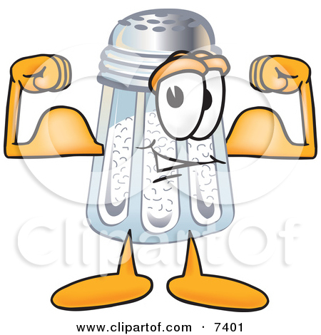 450x470 Cooking Large Image Of Salt Clipart