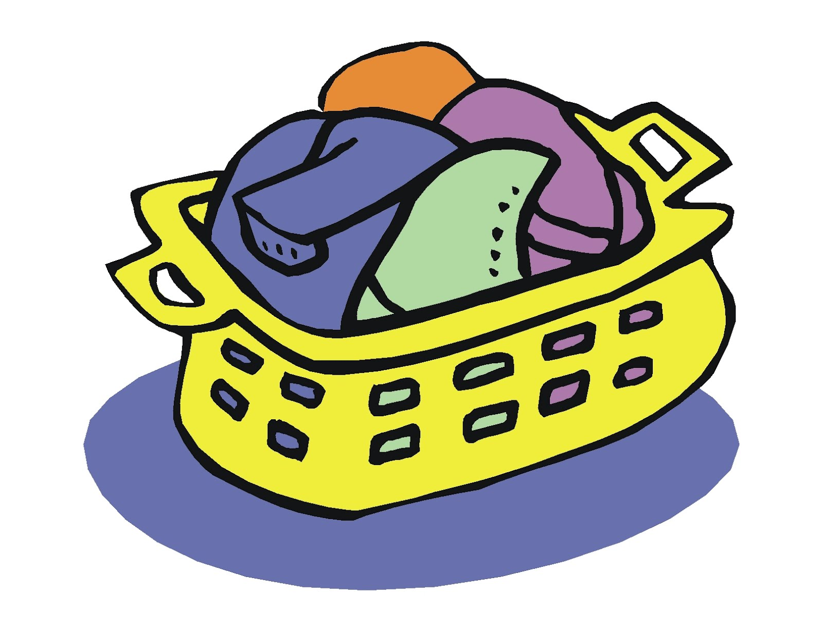 1600x1228 Laundry Basket Clip Art Free Collection Download And Share