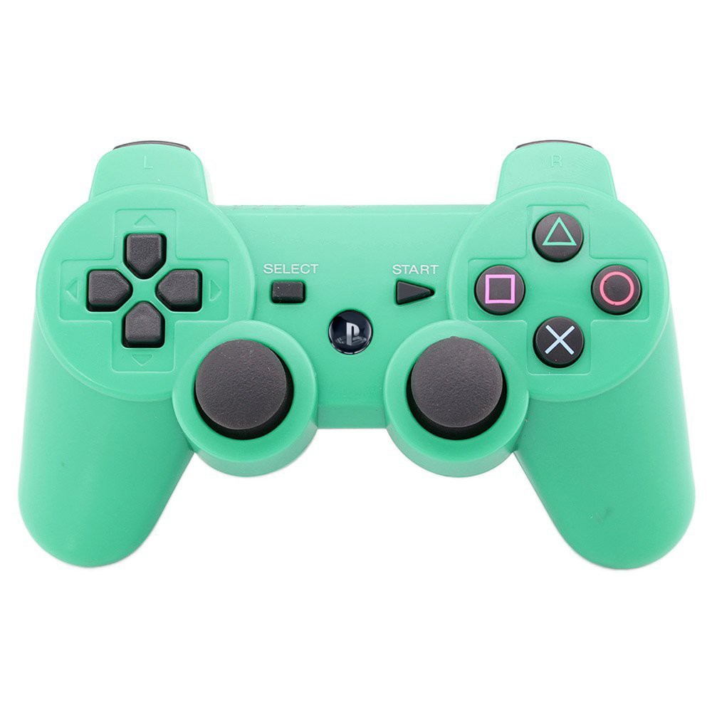 1000x1000 Wireless Bluetooth Six Axis Dualshock Game Controller For Sony Ps3