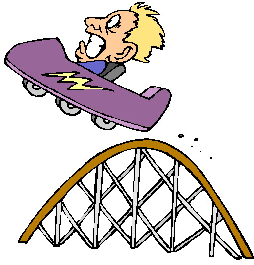 511x533 Rollercoaster Clip Art Entertainment