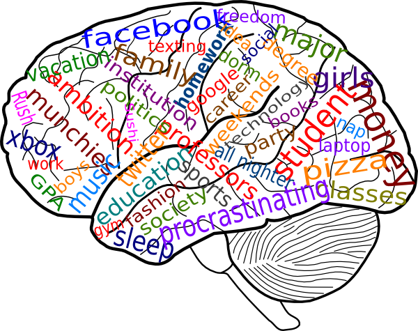 600x475 Chic Psychology Clipart Your Brain On College Clip Art At Clker