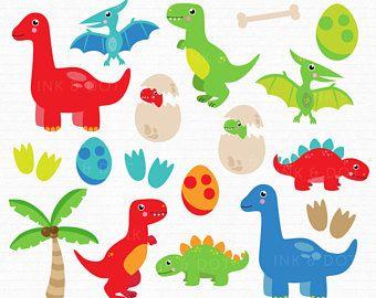 340x270 Dinosaur Clipart, Cute Dinosaurs, Pterodactyl, Dino, Tyrannosaurus