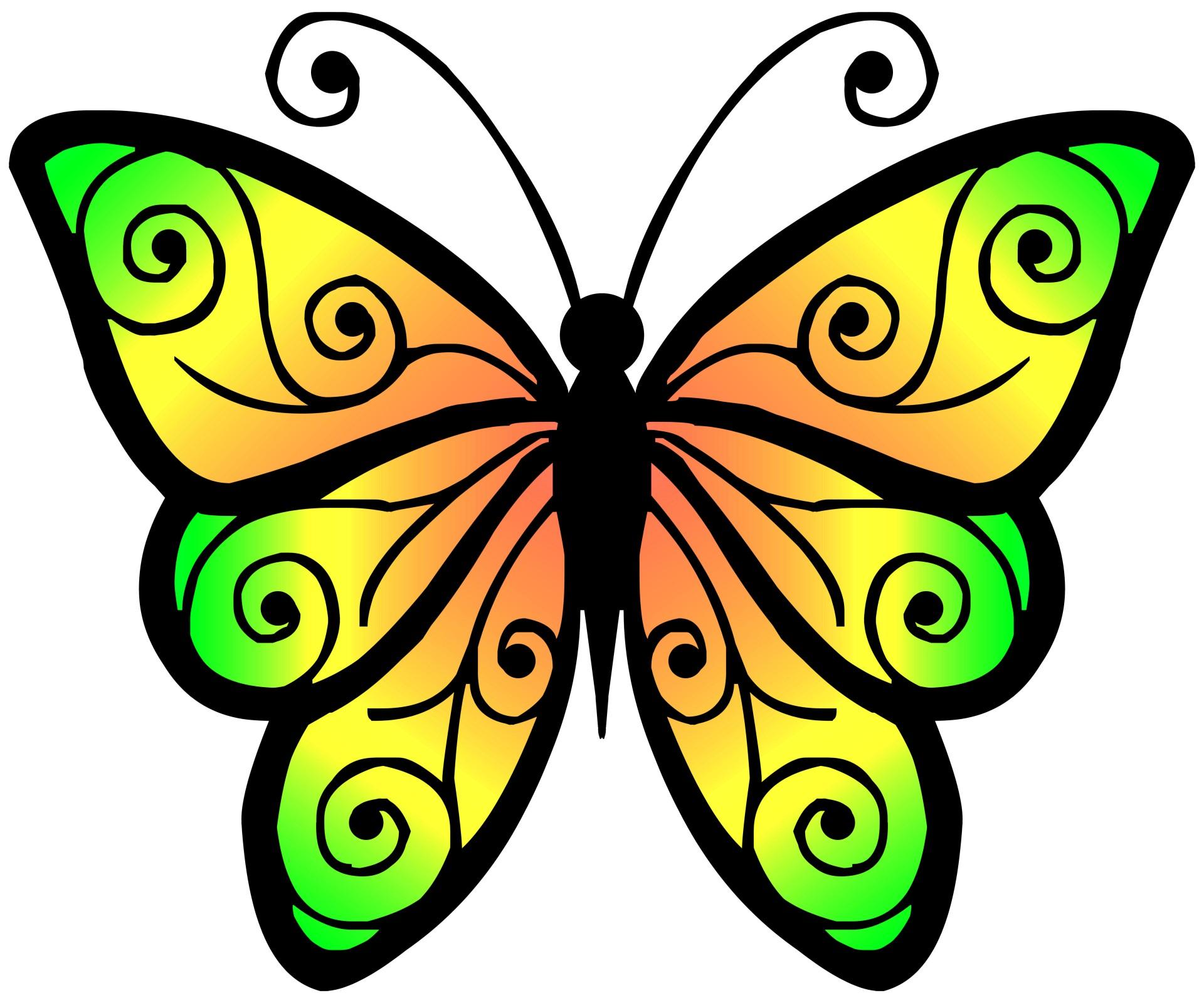 1920x1600 Public Domain Butterfly Clipart Amp Public Domain Butterfly Clip Art