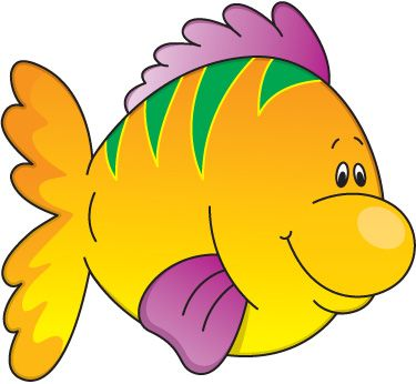 Puffer Fish Clipart