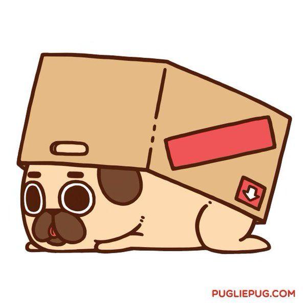 Pug Dog Clipart