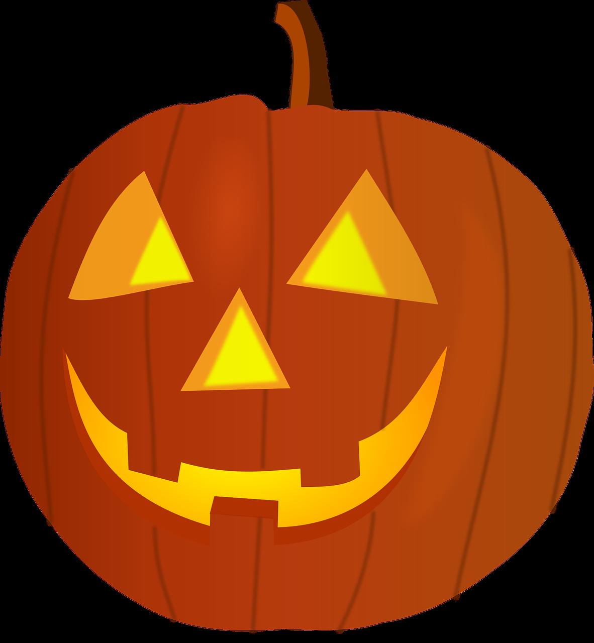 1182x1280 Jack O' Lantern Pumpkin Halloween Carving Clip Art