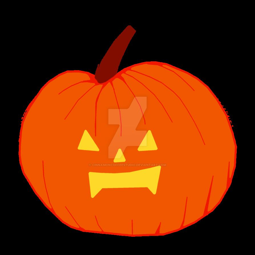 894x894 Pumpkin Carving Clipart By Cinnamoncoffeestudio