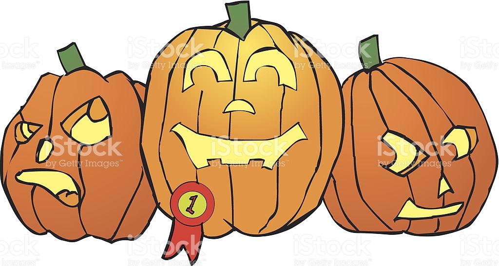 1024x547 Pumpkin Awards Clipart