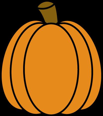 414x464 Pumpkin Clip Art