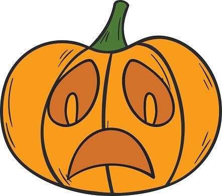 442x389 Coolest Pumpkin Faces Clip Art