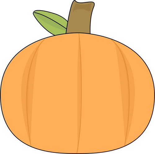 500x499 Cute Pumpkin Clipart Plain Pumpkin Clip Art Plain Pumpkin Image