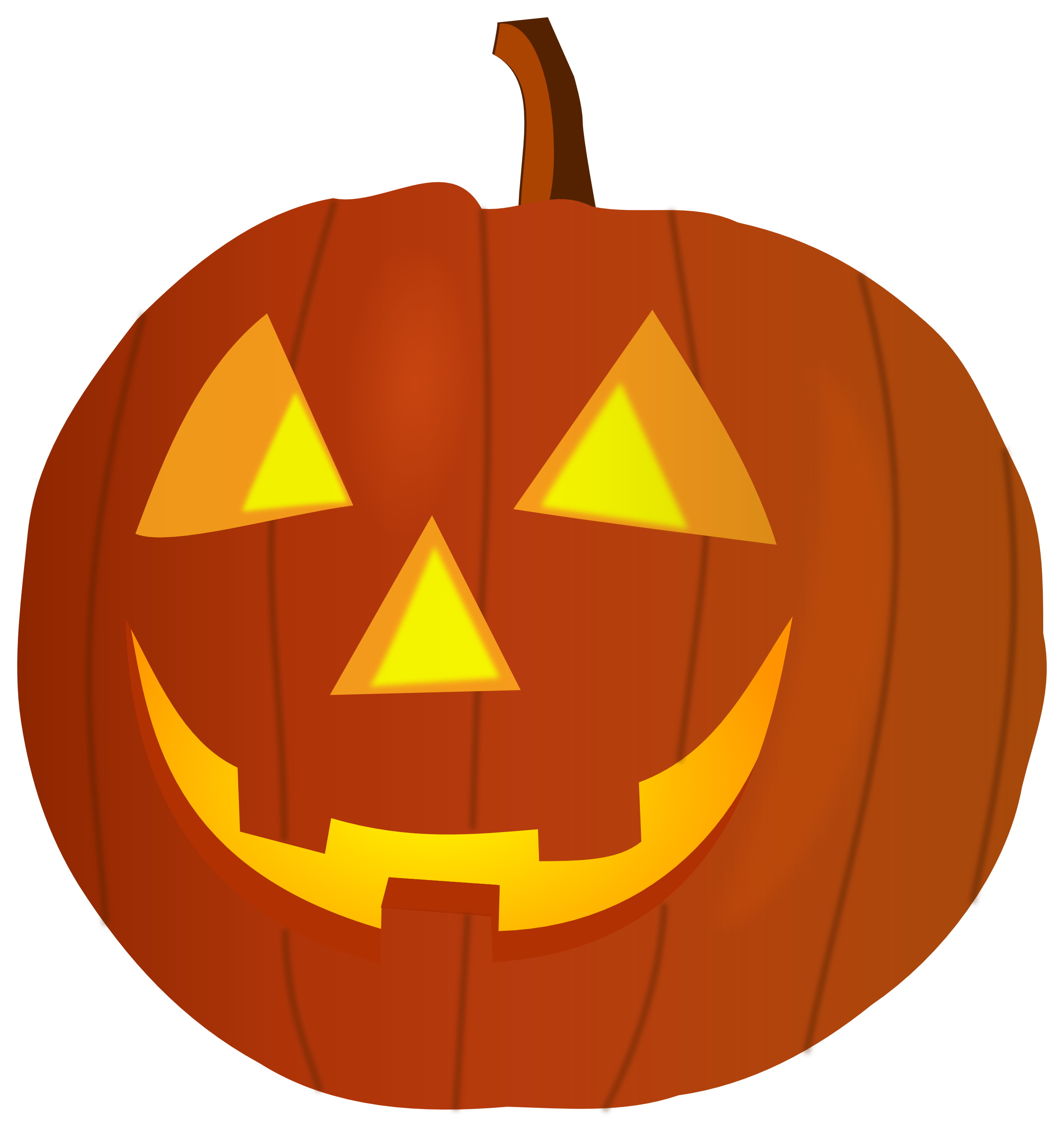 2555x2730 Collection Of Halloween Pumpkin Face Clipart High Quality