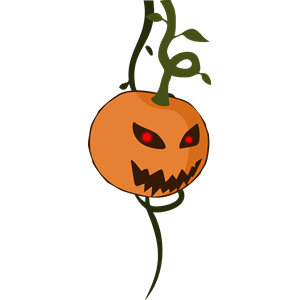 300x300 Cartoon Jack O' Lantern Pumpkin Clipart, Cliparts Of Cartoon Jack