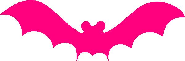600x199 Punk Bat Clip Art