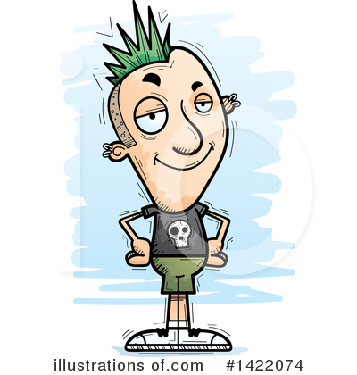 400x420 Punk Clipart