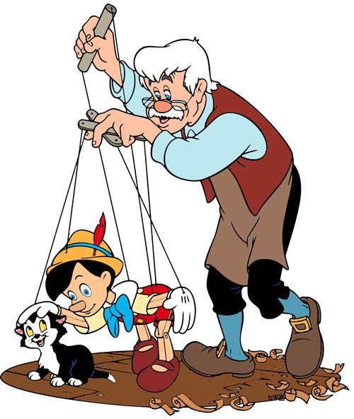 500x592 Pinocchio Group Clip Art Disney Clip Art Galore