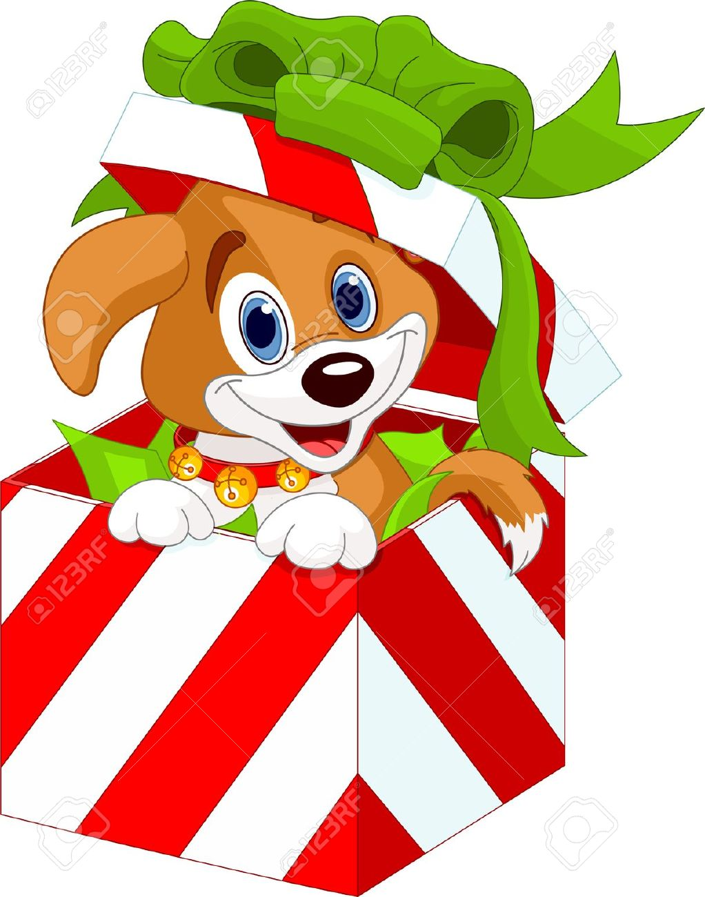 Puppy Cartoon Clipart