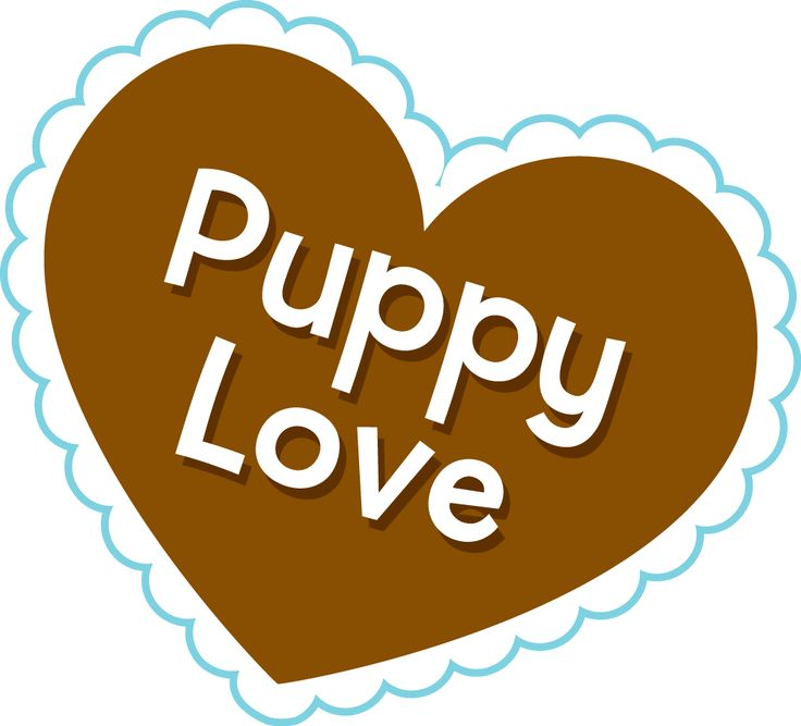 Puppy Love Clipart